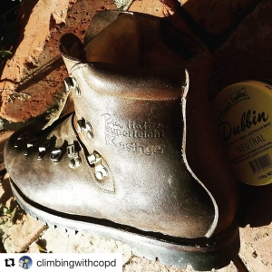 Love your leather and waterproof your boots with iconic Joseph Lyddy Dubbin